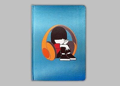Caderno | Sketchbook | Lis Fones de Ouvido