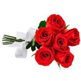 Bouquet 6 Rosas
