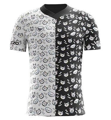 Camisa Casual Vezzo Giro do Bem by Roberta Stopa