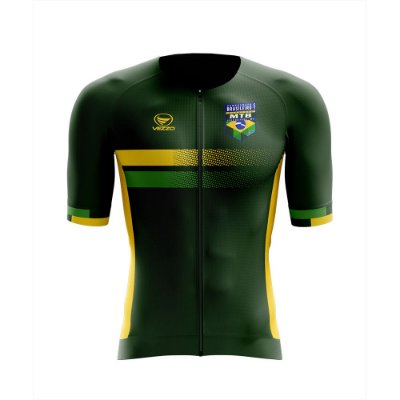 Camisa Vezzo OFICIAL Campeonato Brasileiro XCM 2021