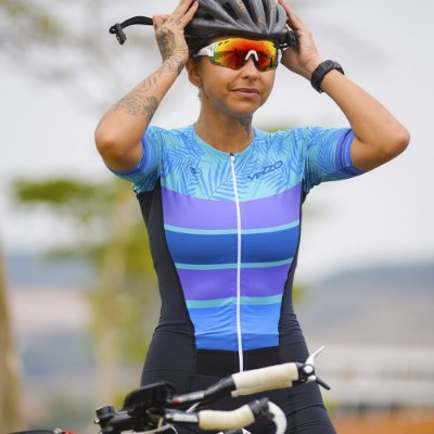 Macaquinho Triathlon Unissex Vezzo Kailua