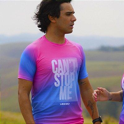 Camisa Running Masculina Vezzo Start