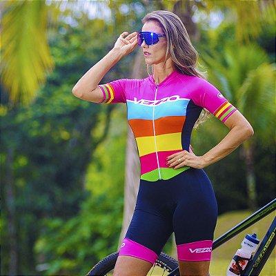 Macaquinho Ciclismo COLORS