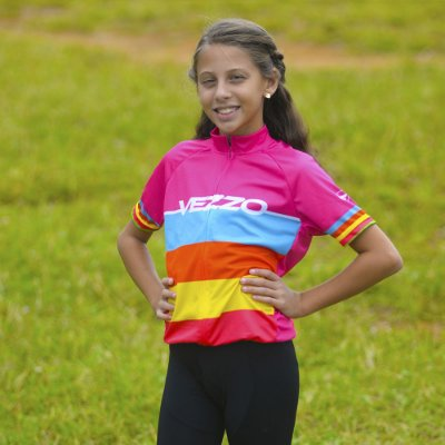 Camisa Elite Infantil Colors