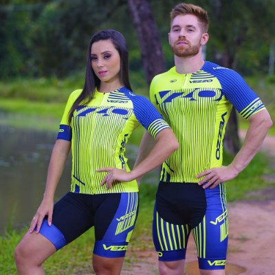 Camisa Elite Unissex VZO Fluor