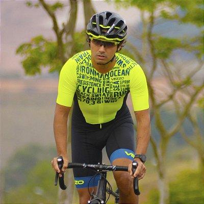 Macaquinho Triathlon Unissex - AWA