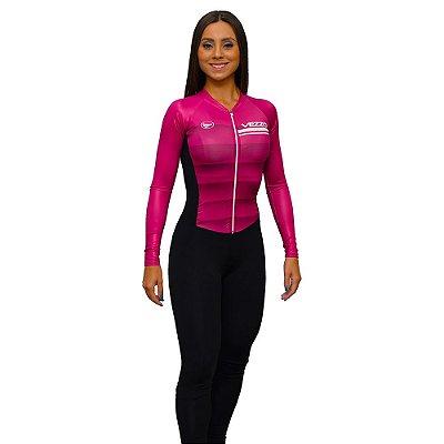 Macacão Ciclismo Feminino Vega