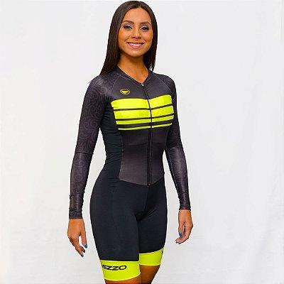 Macaquinho Ciclismo Vezzo Sigma