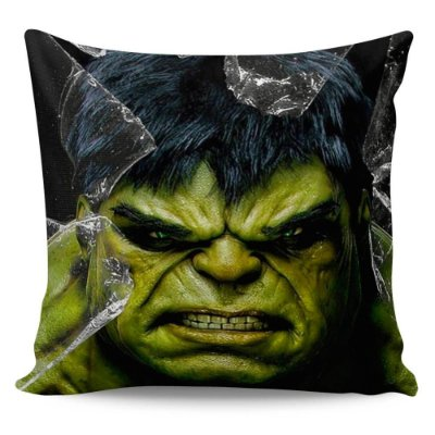 Almofada Hulk 3D Print