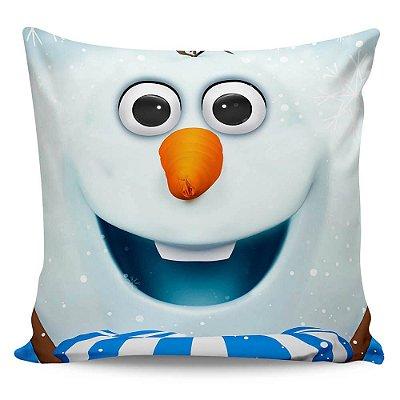 Almofada Olaf 3D Print Frozen
