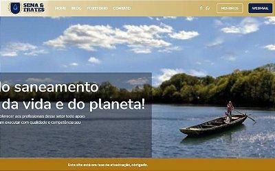 SITES RESPONSIVOS 5 PAGINAS + 1 ANO DE HOSPEDAGEM + DOMÍNIO .COM.BR
