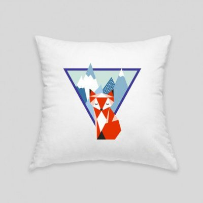 almofada mountain fox
