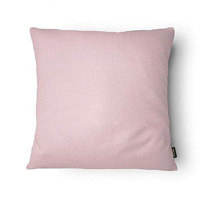 Capa de Almofada Veludo Colors Rose
