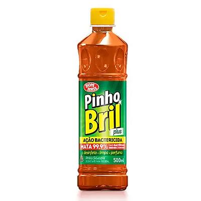 DESIFETANTE BOMBRIL PINHOBRIL PLUS 500ML