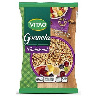 GRANOLA TRADICIONAL VITAO 250G