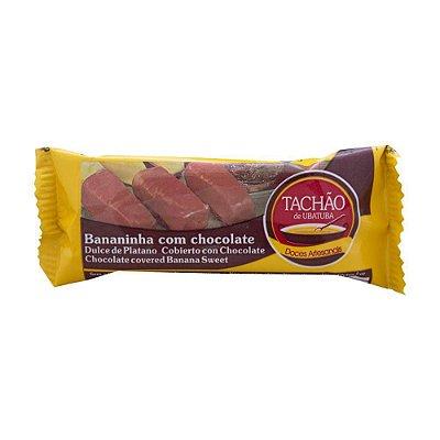 BANANINHA COM CHOCOLATE TACHAO 25G