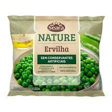 ERVILHA CONGELADA NATURE SEARA 300G