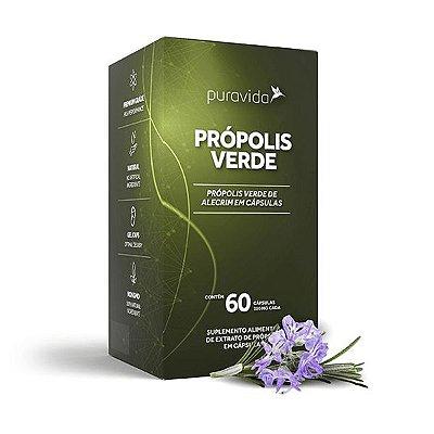 PROPOLIS VERDE PURA VIDA 60 CAPS