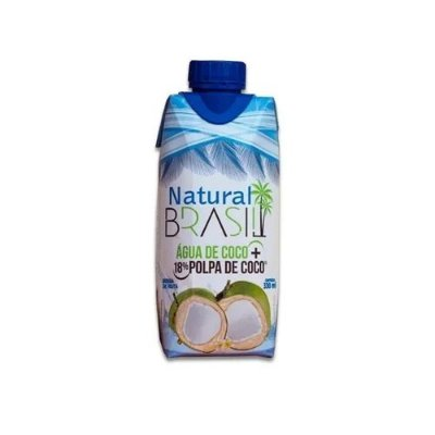 AGUA DE COCO NATURAL BRASIL 330ML
