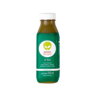 SUCO GREENPEOPLE D TOX 350ML