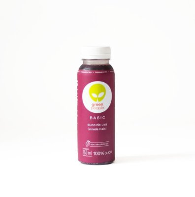 BASIC GREENPEOPLE SUCO DE UVA 250ML
