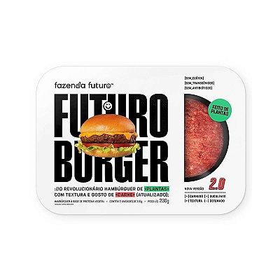 HAMBURGUER FUTURO BURGUER DE PROTEINA VEGETAL 2.0