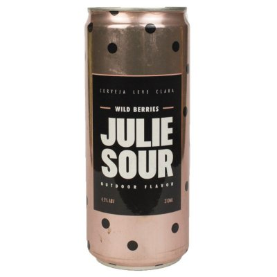 CERVEJA BREEW HOOD JULIE SOUR WILD BERRIES 310ML