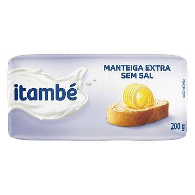MANTEIGA EXTRA S SAL ITAMBE 200G