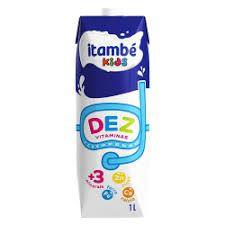 LEITE UHT INTEGRAL DEZ VIT ITAMBE 1L