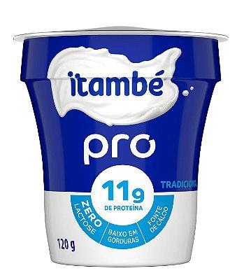 IOGURTE PRO LIGHT TRADICIONAL COPO ITAMBE 120G