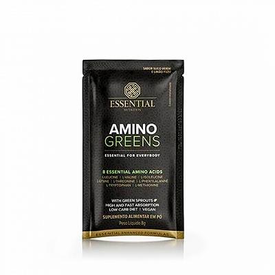 AMINO GREENS SACHE ESSENTIAL 8G