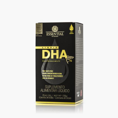 SUPLEMENTO LIQUID DHA ESSENTIAL NUTRITION 150ML