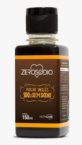 MOLHO INGLES ZERO SODIO 150ML