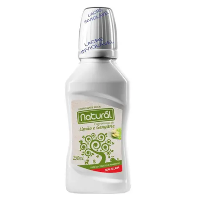 ENXAGUANTE BUCAL ORGANICO NATURAL SUAVETEX 250ML