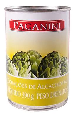 ALCACHOFRA PAGANINI CORACAO MARINADAS 390G