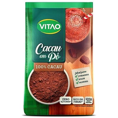 CACAU PO VITAO 100G