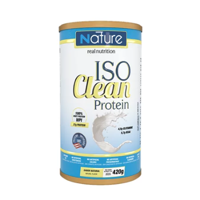 ISO NATURE CLEAN PROTEIN 420G
