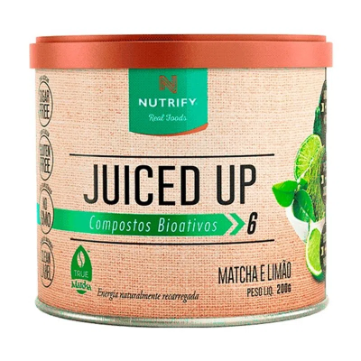 JUICED UP NUTRIFY MACHA LIMAO 200G