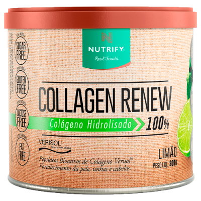 COLLAGEN RENEW NUTRIFY LIMAO 300G