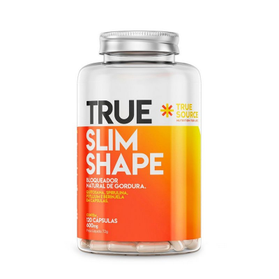SLIM SHAPE 600MG TRUE SOURCE 100 CAPSULAS
