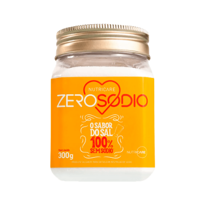 SABOR DO SAL ZERO SODIO 300G
