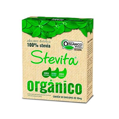 ADOC DIE STEVIA ORGANIC STEVITA 50 SACHES 50GC ADA
