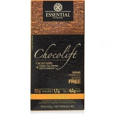 CHOCOLIFT ESSENTIAL NUTRITION CACAU NIBS 40G