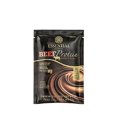 BEEF ESSENTIAL NUTRITION PROTEIN CACAU SACHE 32G