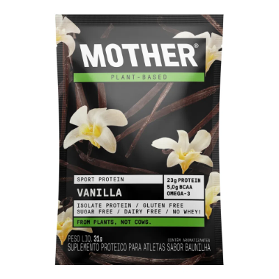 SPORT MOTHER PROTEIN VANILLA 34G