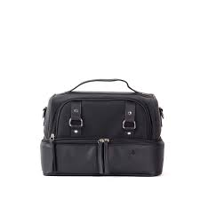 BOLSA TERMICA VERMONT ALL BLACK PACCO