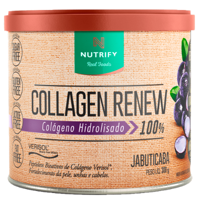 COLLAGEN RENEW JABUTICABA NUTRIFY 300G