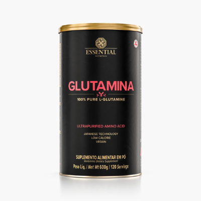 GLUTAMINA ESSENTIAL NUTRITION 600G