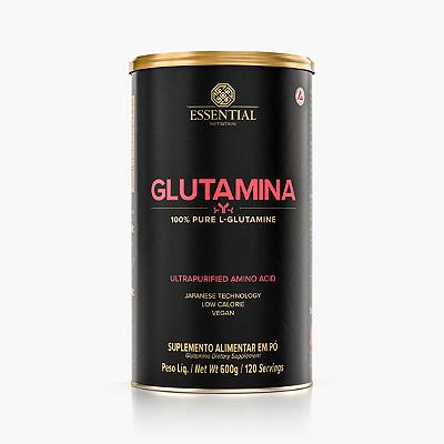 GLUTAMINA ESSENTIAL NUTRITION 600G