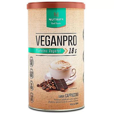 VEGANPRO CAPPUCINO NUTRIFY FOODS 550G